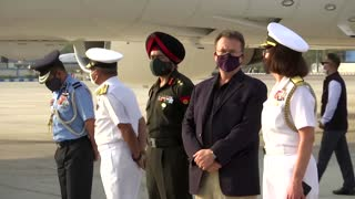 U.S. Defense Secretary in New Delhi to deepen ties
