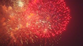 Fireworks Display July 4th