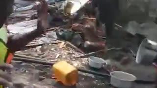Aumentan a 26 los muertos en accidente aéreo en la ciudad congoleña de Goma
