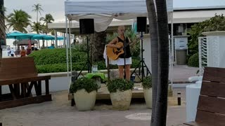 Beach Live Singing