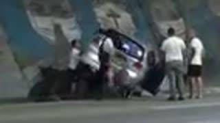 Un accidente de tránsito se registró en Piedecuesta