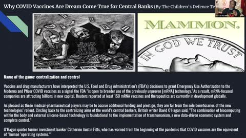 Covid-19 The World Bank & Crimes Against Humanity