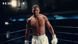 Anthony Joshua - Under Armour global athlete WBA, IBF and WBO World Heavyweight Champion