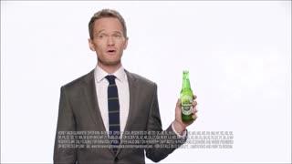 Heineken Light with NPH