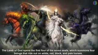 The 4 Horseman Of The Apocolypse