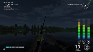 Fishing Planet - San Joaquin Delta - Chinook, Steelhead