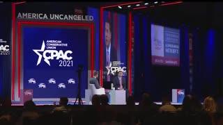 Rep. Devin Nunes at CPAC 2021
