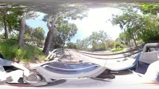 Autopia 360 Disneyland Resort