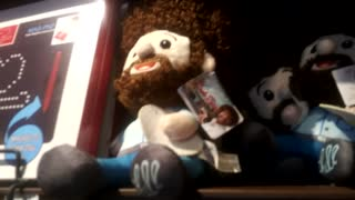 Bob Ross Plush Doll Christmas Toy Gift Ideas 2020