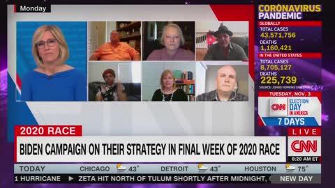 Florida Voter STUNS CNN on Live TV When He Speaks the Truth About Joe Biden