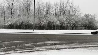 First Heavy Snow in November 2020