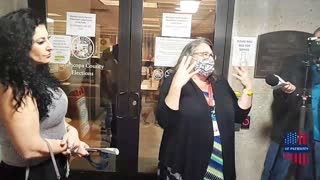 Arizona Election Official Confirms Sharpies Discredit Ballots