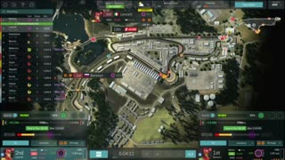 Motorsport Manager - Season 3 - Round 9 - Canada