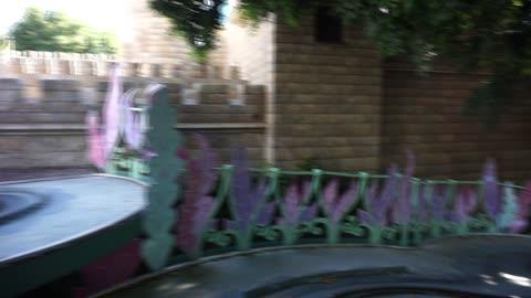 Alice in Wonderland at Disneyland Resort