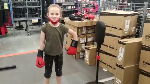 Спортивные дети