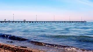 Peraia, Thessaloniki, Greece January 20, 2021