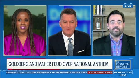 Tony on The Black National Anthem: This is a Conversation About Leftism, Not Race.