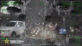 Sheriff's office in Florida films wild block parties flaunting restrictions