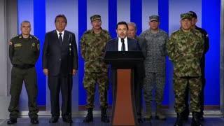 Orden del atentado fue impartida por el Comando Central del Eln: Fiscal