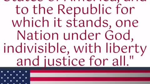 Happy Pledge of Allegiance Day, Fellow Patriots!