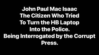 """Recently Released Interview of """"John Paul Mac Isaac"""" Reveals BOOMS."""