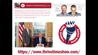Thrive Time Radio Show - Lin Wood Interview - 11-21-2020