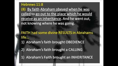 What is Faith 1