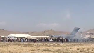 Heartbreaking: Shooting Kills Three at Kabul Airport