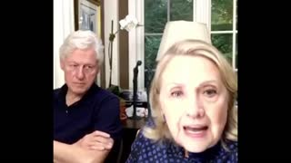 Bill Clinton Looks Tired Of Being Quarantined With Hillary