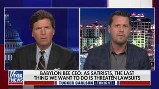 Babylon Bee CEO Calls Out New York Times