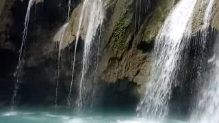 Negros water falls