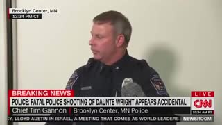 Police Chief Shuts Down Reporter Saying There Was No Riot