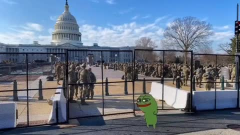 Strange happenings in DC