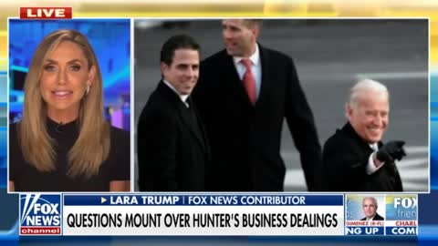 What Hunter Biden has done has ENDANGERED the United States of America!