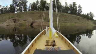 Bristol Bay Radio Control Model Boat with Onboard Camera