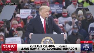 Trump Rally short clip 11