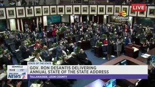 Gov. Ron Desantis Tears Into Lockdown Culture