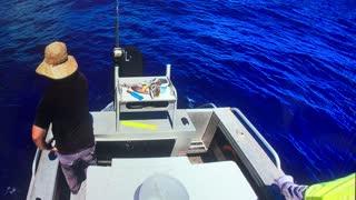 Fishing Great Barrier Reef