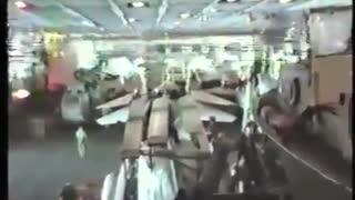 USS John F Kennedy Part 1