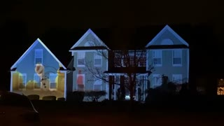 A Toms River, NJ house puts on Christmas performance