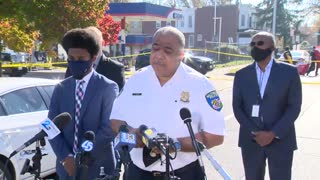 Baltimore Police: Officer Shot, Suspect Killed in Shooting in Southwest Baltimore