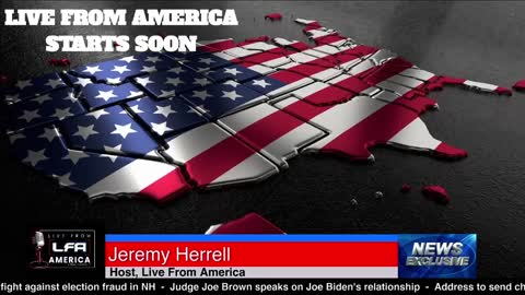 Live From America - 5/31/21 5pm Monday