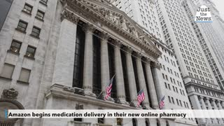 Amazon begins medication delivery in their new online pharmacy