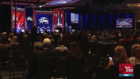 Donald Trump Jr Speech at CPAC 2021!