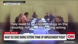 New Study Shows Swing Voters Aren't In Favor Of Congress' Impeachment Efforts