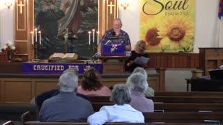 Pentecost Sunday May 25, 2021