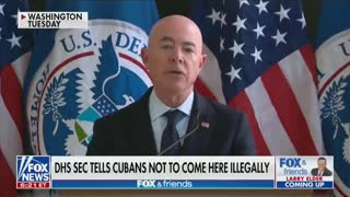 DHS Warns Haitians and Cubans Against Trying to Enter U.S. Illegally ..!!