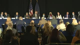 Gettysburg 2020 Election Fraud Hearing