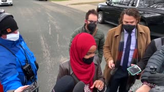 OUTRAGEOUS: Ilhan Omar Prejudges Chauvin Trial with Insane Comments