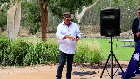 Chris Brooks at Yarrawonga.